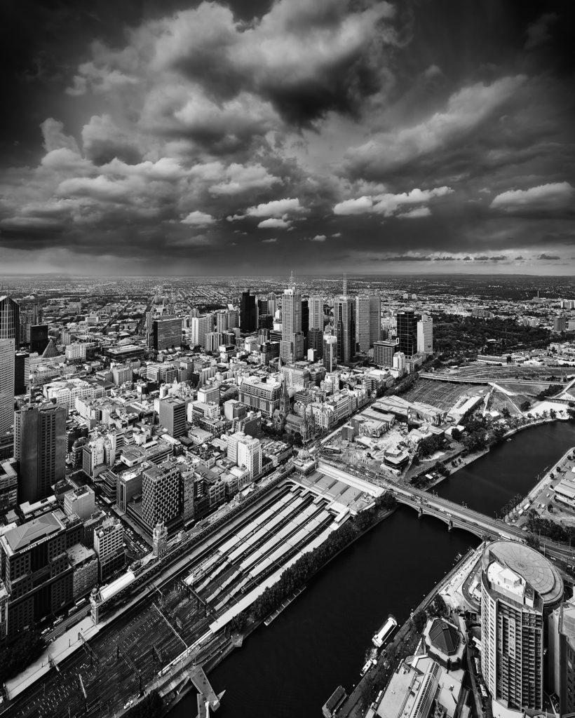 Melbourne Panorama