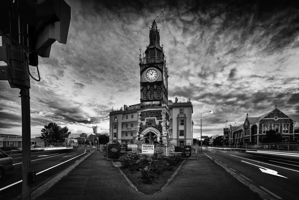 Christchurch Clock Tower