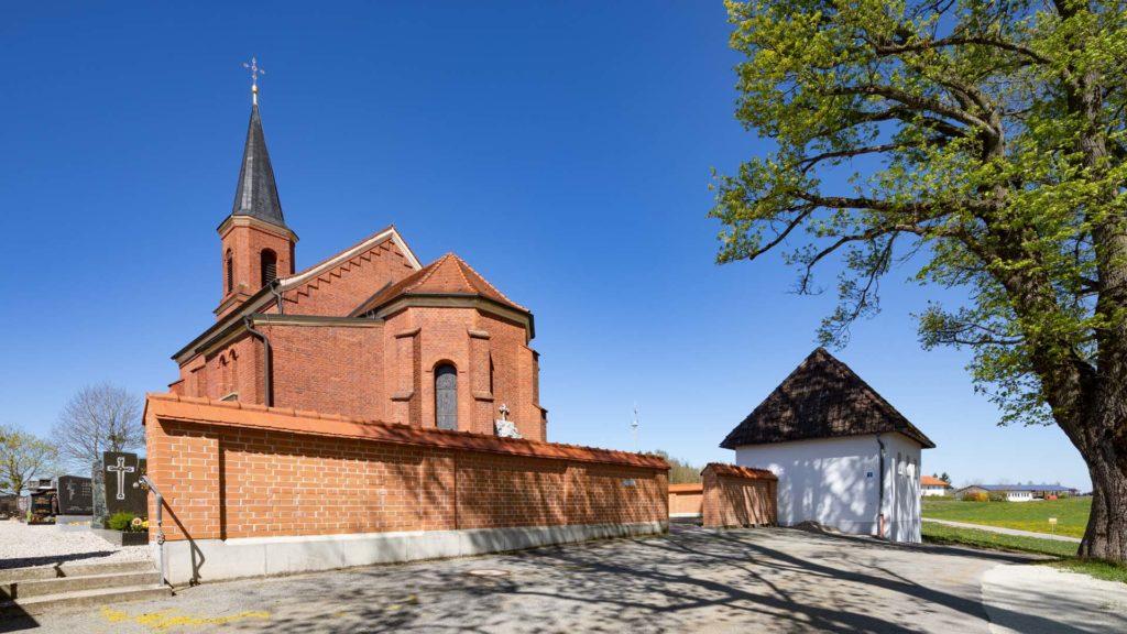 D_AÖ_Wald_1_Kirche (Dirschl Johann)