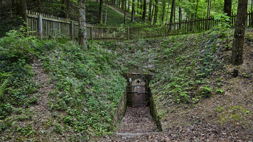 D_PAN_Julbach_4_Erdstall am Schlossberg (Dirschl Johann)