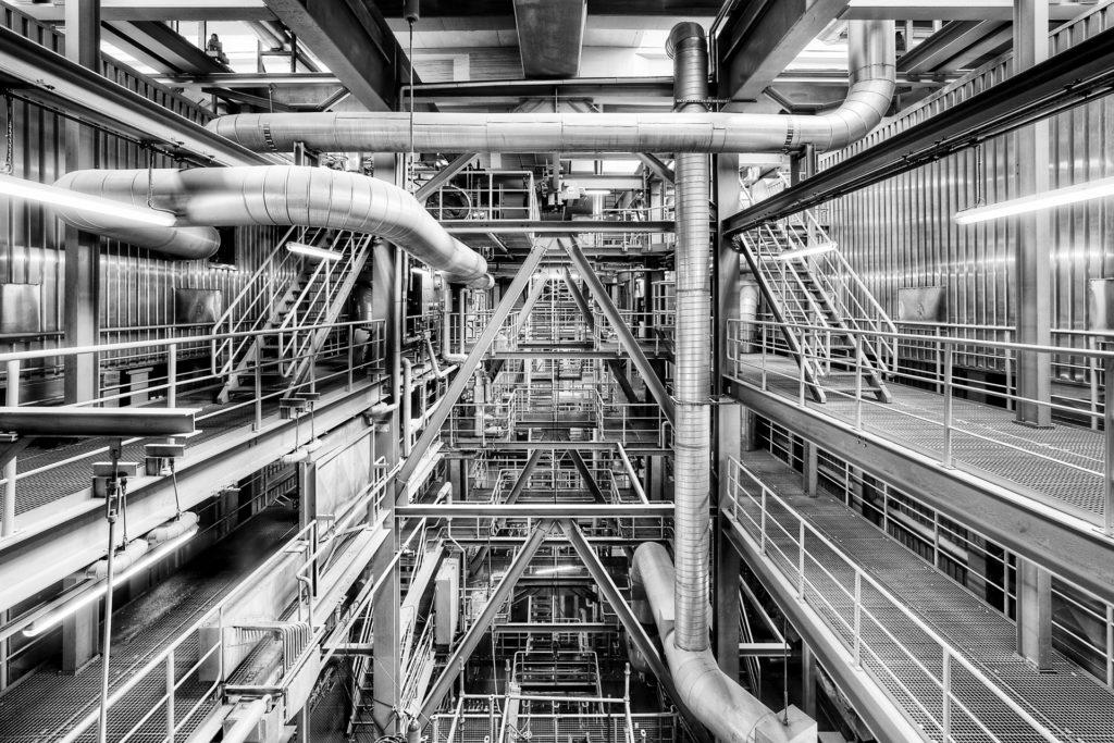 MHKW Industrieanlage