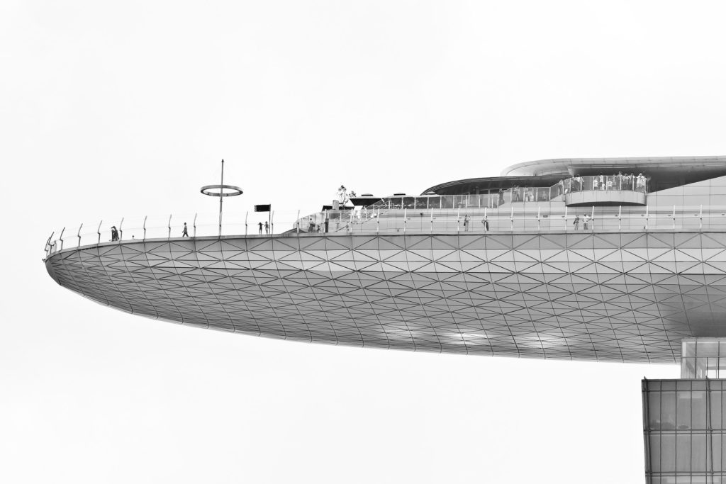 Marina Bay Sands Skydeck