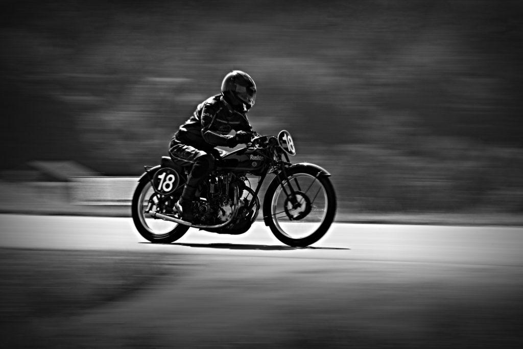 Oldtimer Motorradrennen