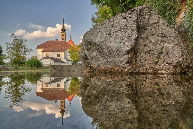 Pfarrkirche Maria Ach
