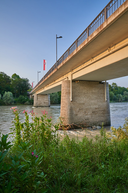 Salzachbrücke Ach - Burghausen