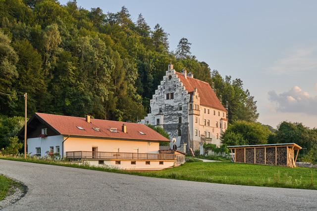 Schloss Wanghausen