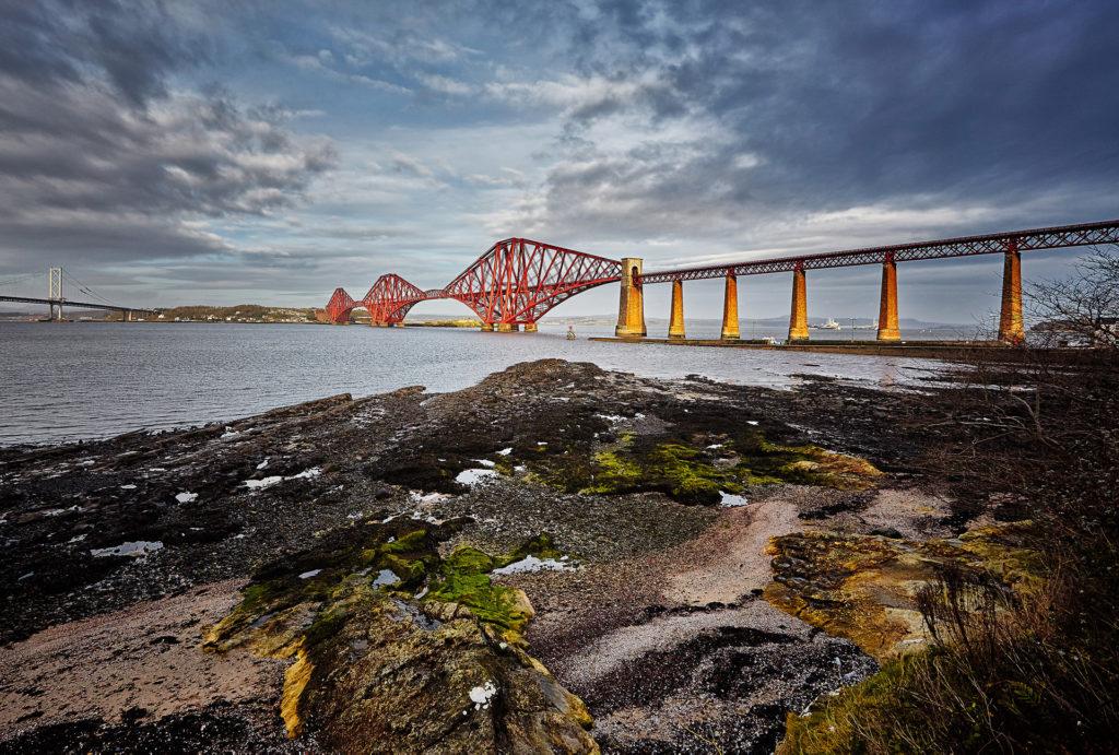 Schottland Four Forth Bridge