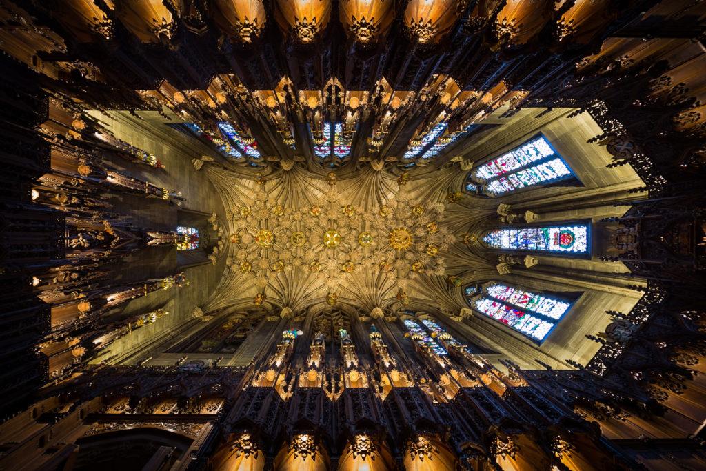 Schottland Thistle Chapel
