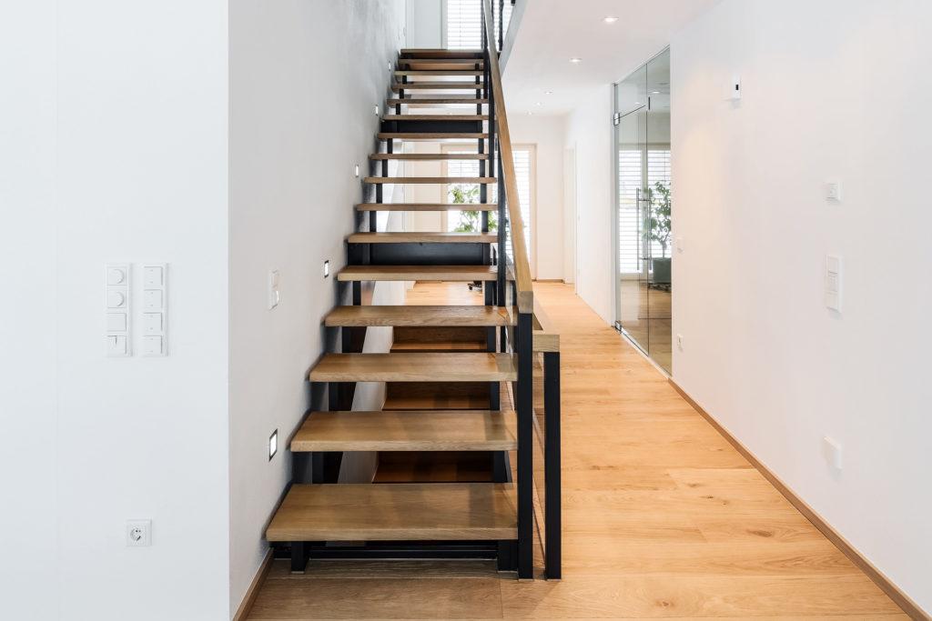 Treppe-gerade