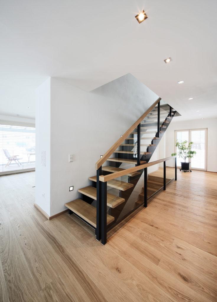 Treppe-schräg